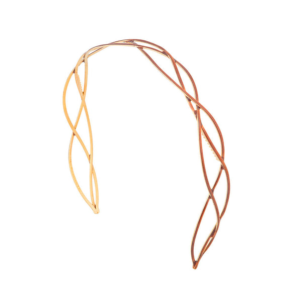 Urbanista Headband Topaz with Gold: New!