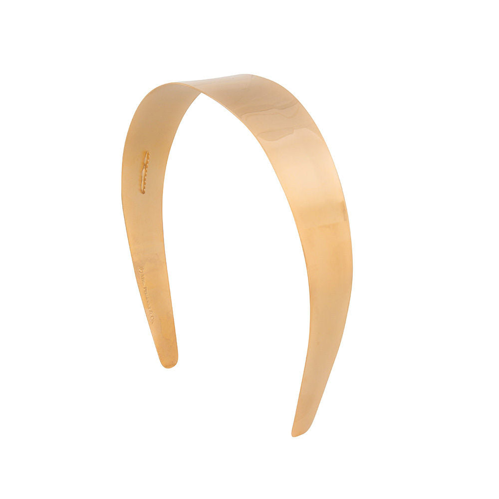 Chicest Headband in 2 Tone Gold: New!