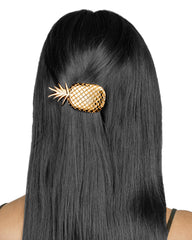 Model Pineapple Barrette