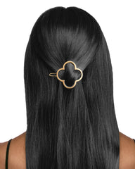 Model Lucky Charmed Barrette GM