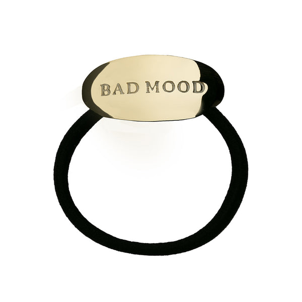Bad Mood Pony Holder Gold Luminous