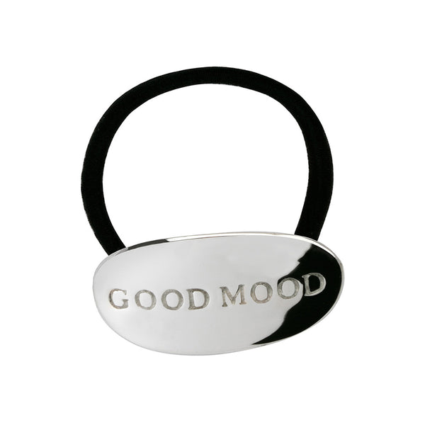 Good Mood Pony Holder Silver Luminous