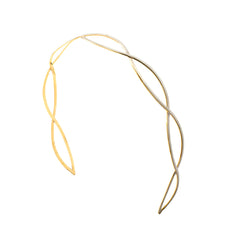Easy Chic Headband Mother Pearl