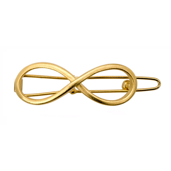 8 Hair Pin Gold Matte
