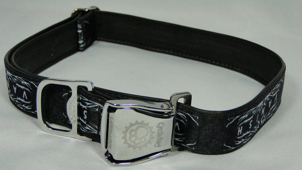 Recycled Bottle Opener Dog Collar