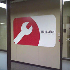 Big In Japan Wall Decal