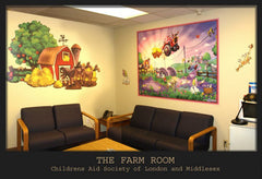 Customer Hopsital Farm Room