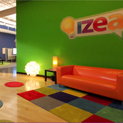 Izea Wall Decal