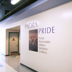 Pacira Hallway 2 Wall Decal