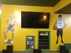 Wallhogs Example Mancave 2