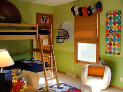 Wallhogs Example Kifds Bedroom 1