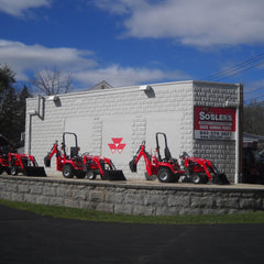Sosler's Garden & Farm Equipment Outdoor Wall Decals
