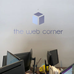The Web Corner Wall Decal