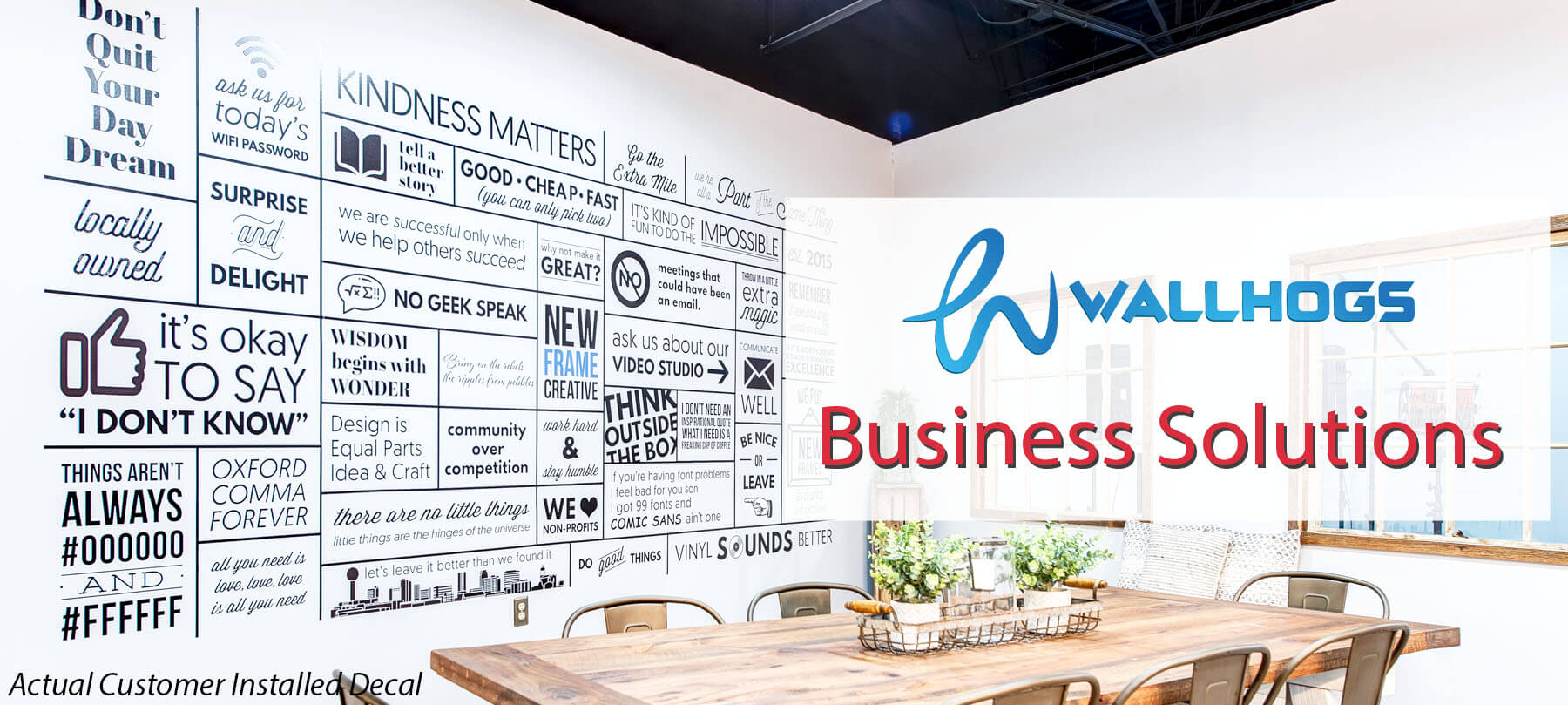 Wallhogs Business Solutions
