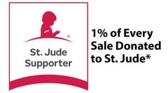 Wallhogs 1% Donation for Every Sale to St Jude Children's Hospital