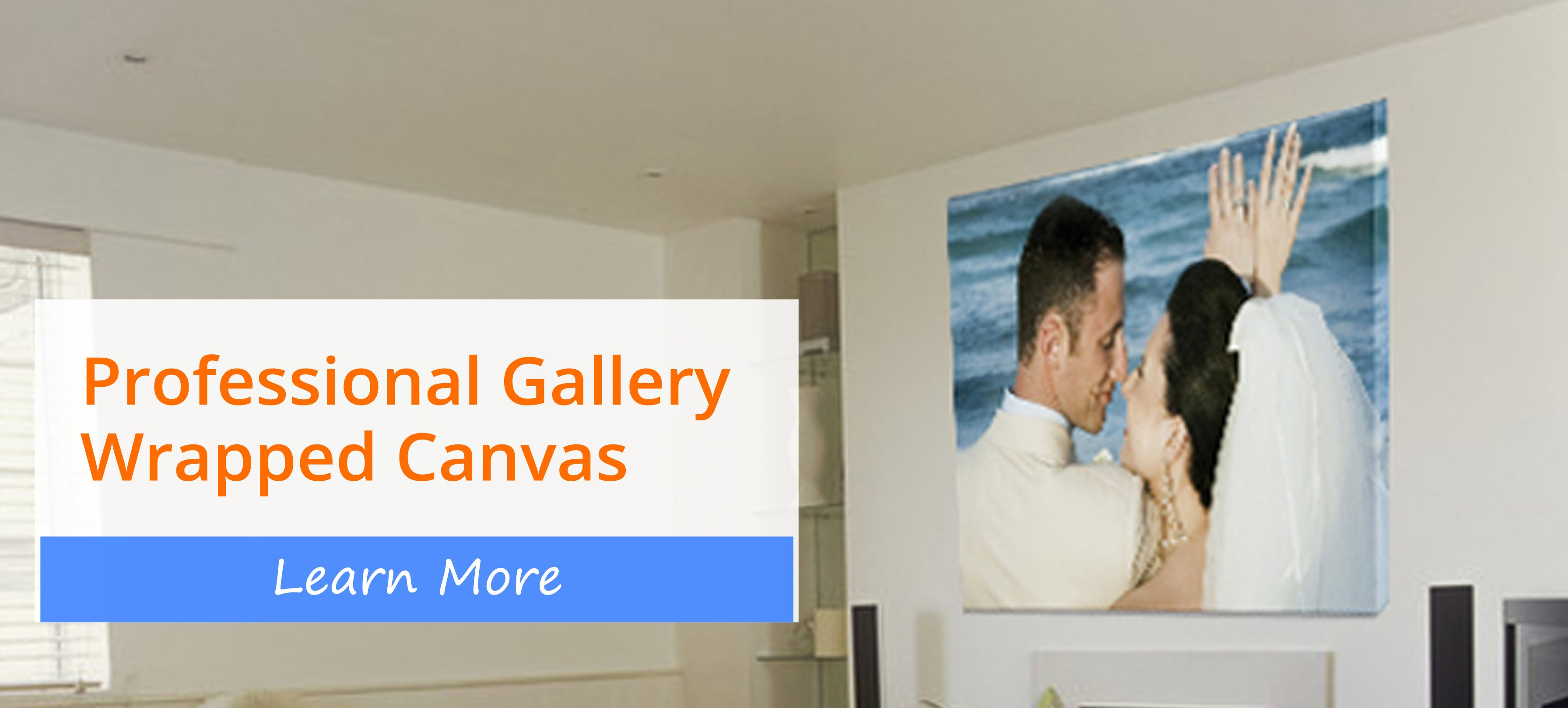 Learn About Wallhogs Professional Gallery Wrapped Canvas