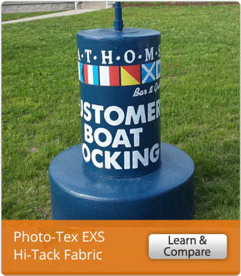 Learn About Wallhogs Photo-Te EXS Hi-Tack Polyester Fabric
