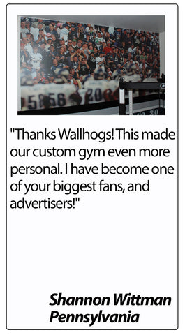Wallhogs Customer Testimonial #25