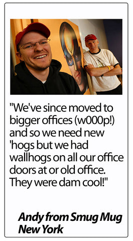 Wallhogs Customer Testimonial #51