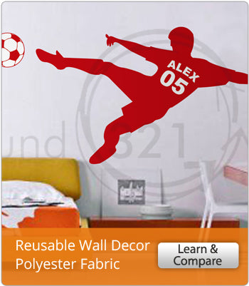 Learn About Wallhogs Reusable Polyester Wall Decor Fabric