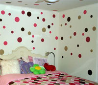 Wallhogs Example Kids Bedroom 2