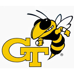 Wallhogs has Produced Numerous Decal Signs for Georgia Tech