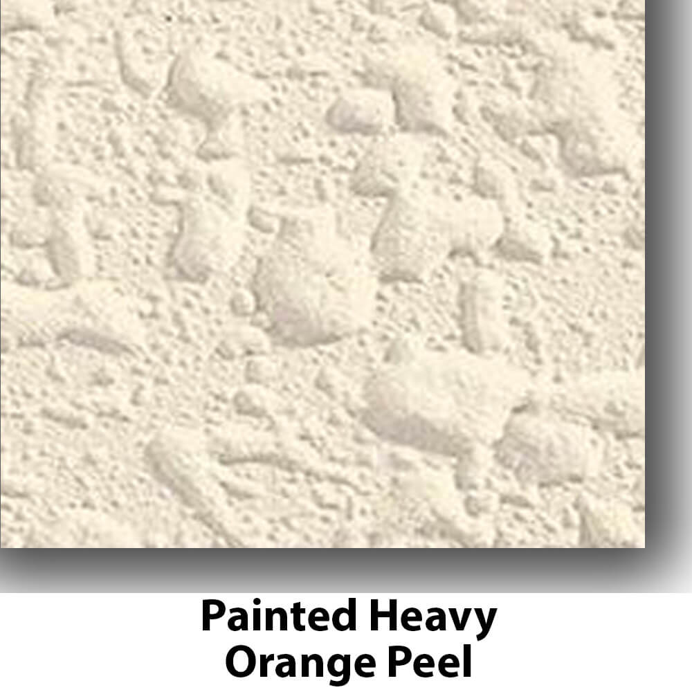 Photo-Tex EXS Fabric Works on Painted Heavy Orange Peel or Eggshell Textures