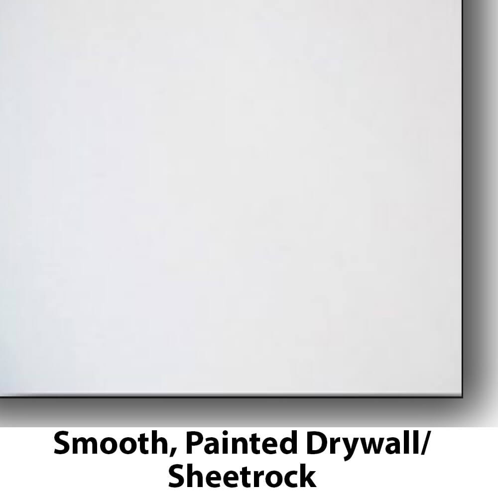 Photo-Tex EXS Fabric Works on Smooth, Flat, Painted Drywall or Sheetrock