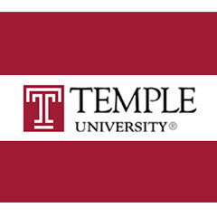 Wallhogs has Produced Numerous Decal Signs for Temple University