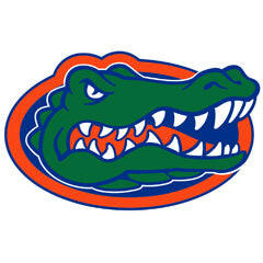 Wallhogs has Produced Numerous Decal Signs for the University of Florida
