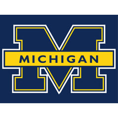 Wallhogs has Produced Numerous Decal Signs for University of Michigan