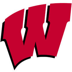 Wallhogs has Produced Numerous Decal Signs for University of Wisconsin