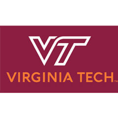 Wallhogs has Produced Numerous Decal Signs for Virginia Tech