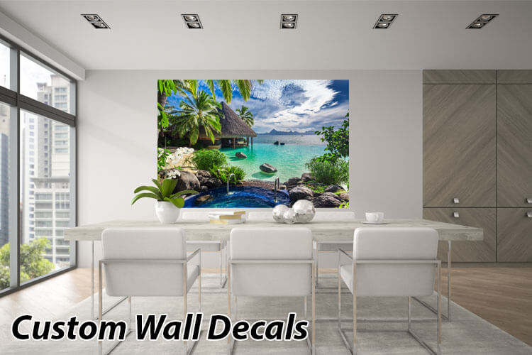 Wallhogs Custom Wall Decal Products   Learn More
