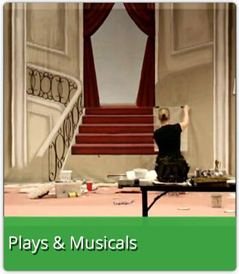 Wallhogs Decals are Perfect for Play & Musical Decorations