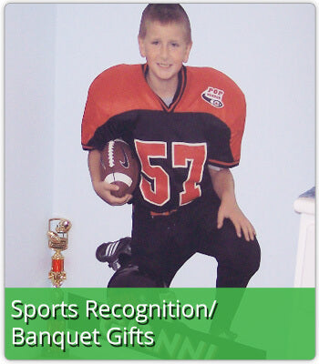 Wallhogs School Sports Recognition and Banquet Gifts