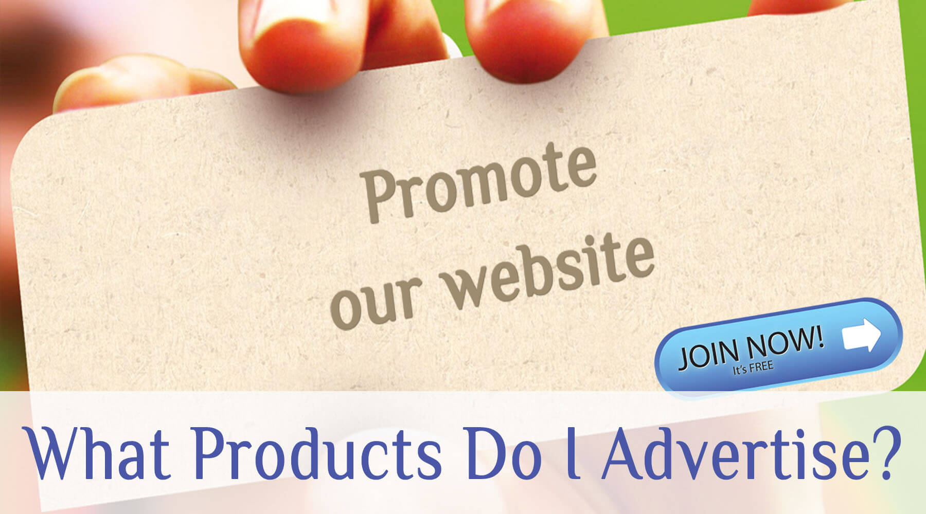 What Products Do I Advertise In the Wallhogs Marketing Affiliate Partner Program Enrollment