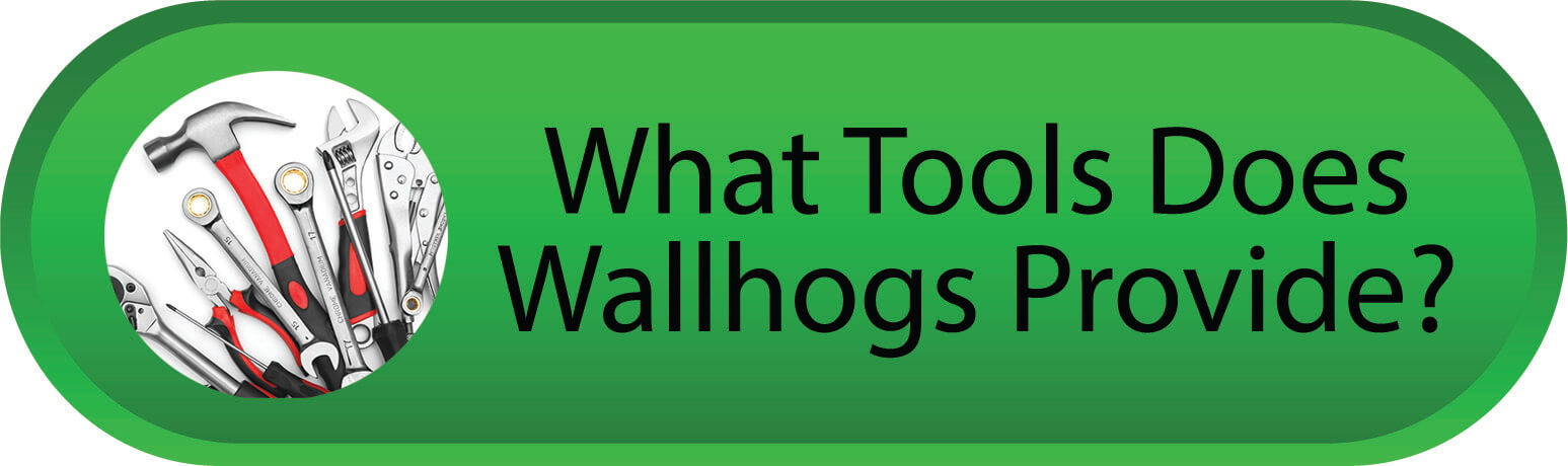 What Tools Are Provided for the Wallhogs Preferred Reseller Partner Program Button