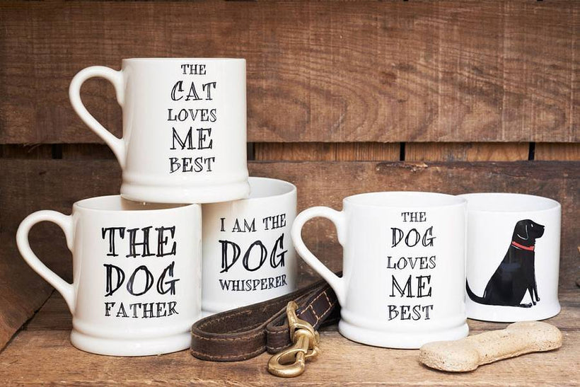 Pet Lover Mugs