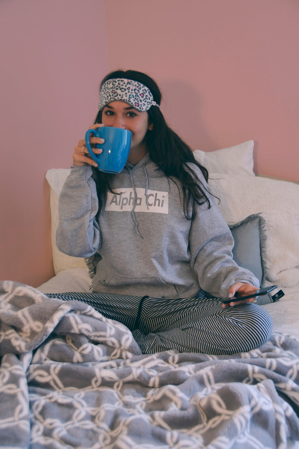 "The AXO ""Binge Watch"" Hoodie"