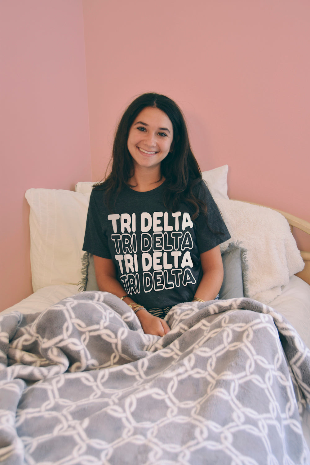 "The Tridelta ""Longest Day Ever"" Tee"
