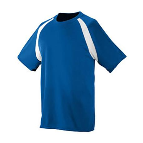 Augusta  Polyester Wicking Colorblock Jersey