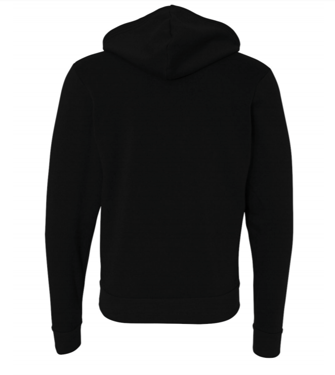 Bella Canvas Full Zip Hoodie NYC