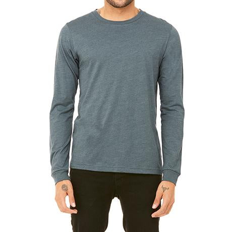 Bella + Canvas Jersey Long-Sleeve T-Shirt