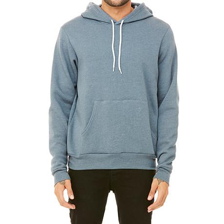 Bella + Canvas Fleece Pullover Hoodie