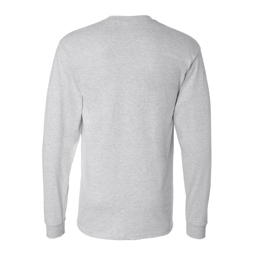 Adult 6.1 Oz. Long-Sleeve Beefy-T