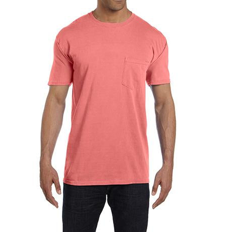 Comfort Colors 6.1 oz. Pocket T-Shirt
