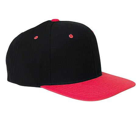 bcc3caa2201 Yupoong structured flat visor classic snapback jpg 460x460 Yupoong  structured