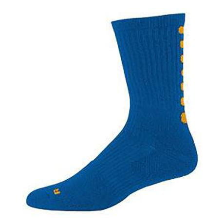 Augusta  Adult Xl Colorblock Crew Sock (13-15)