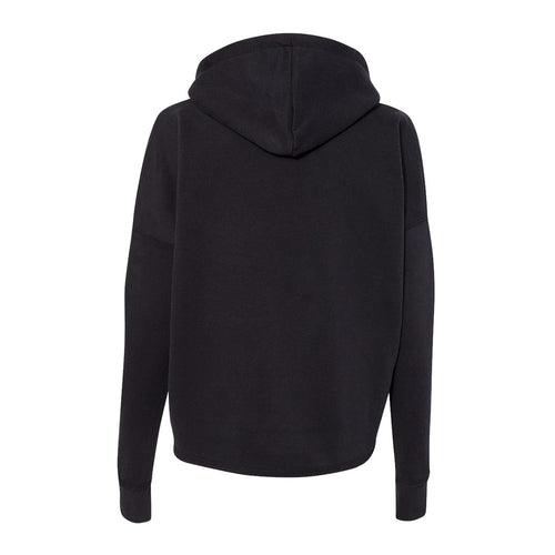 Women's Lounge Fleece Hi-Low Hooded Sweatshirt